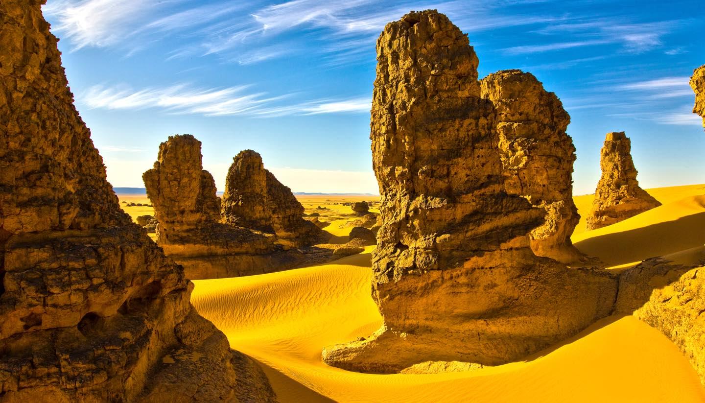 Algerien - Desert