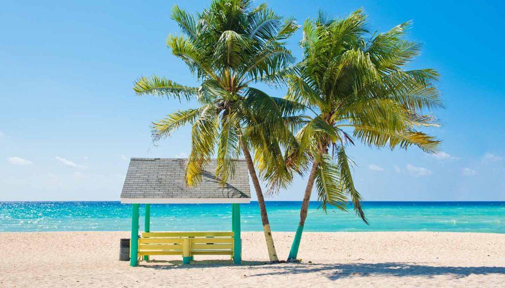 Cayman-Inseln - Caribbean Beach