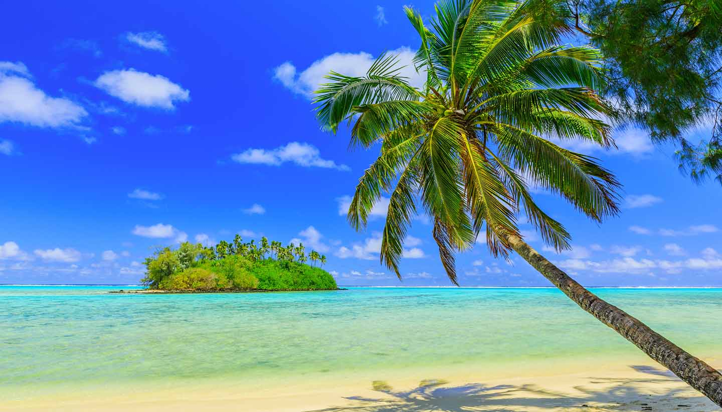 Cook-Inseln - Rarotonga, Cook Islands.