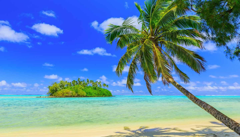Cook-Inseln - Rarotonga, Cook Islands.