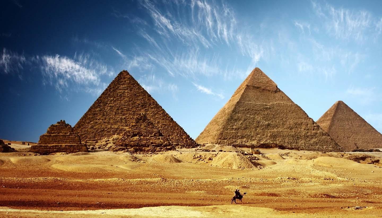 Ägypten - egypte pyramide gizeh