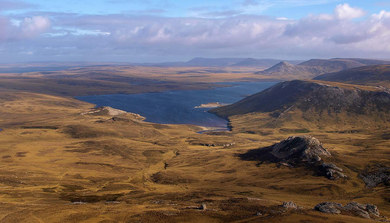 Falkland-Inseln - West Falkland