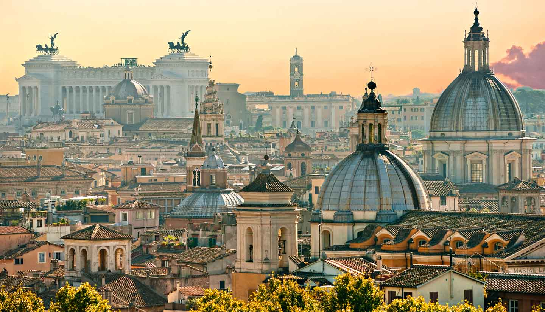Rom - Rome, Italy.