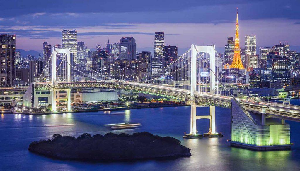 Tokio - Tokyo Bay
