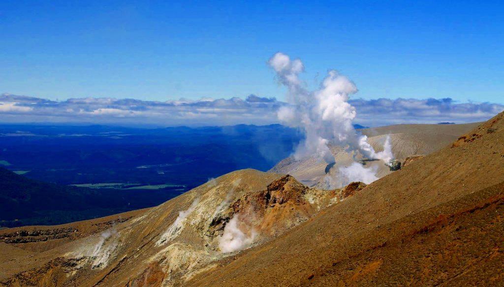 Montserrat - One Activ Volcano