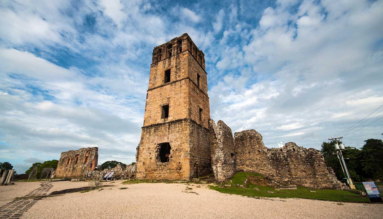 Panama - Ruins of Old Panama