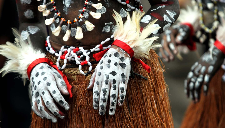 Papua-Neuguinea - Papua Culture
