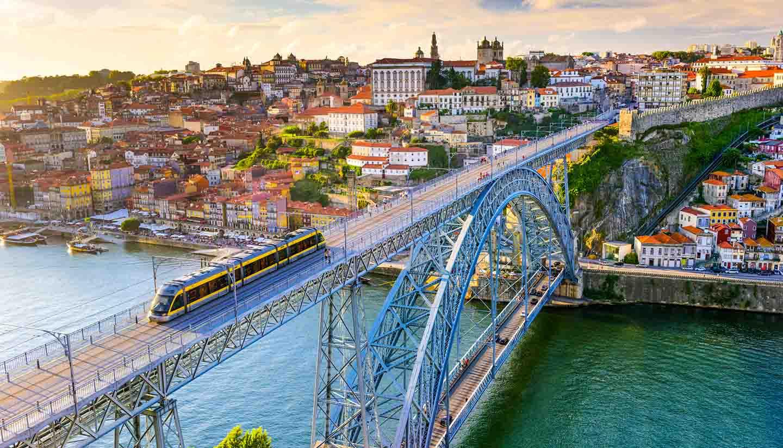 Portugal - Porto Portugal Bridge