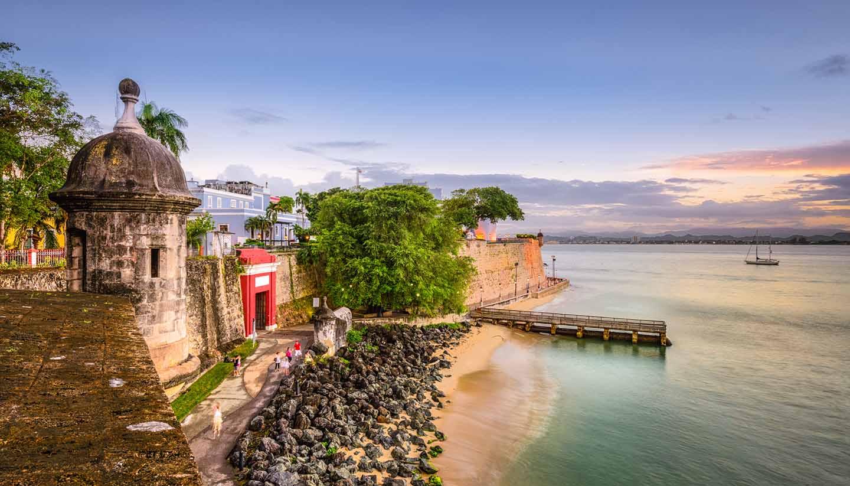 Puerto Rico - San Juan Puerto Rico