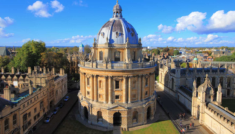 England - Oxford