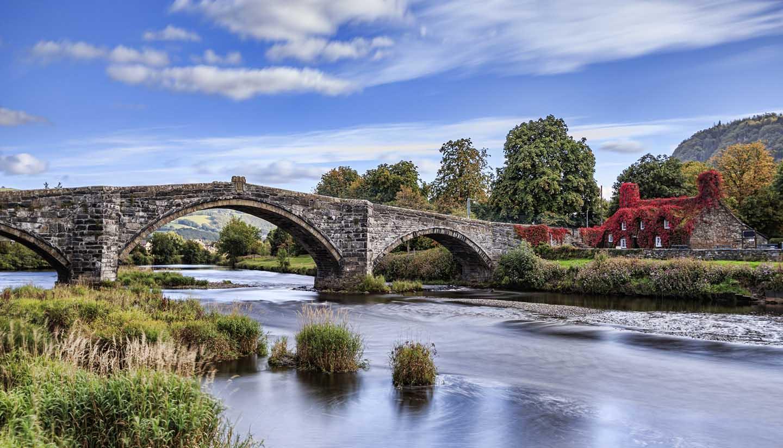 Wales - Pont Fawr