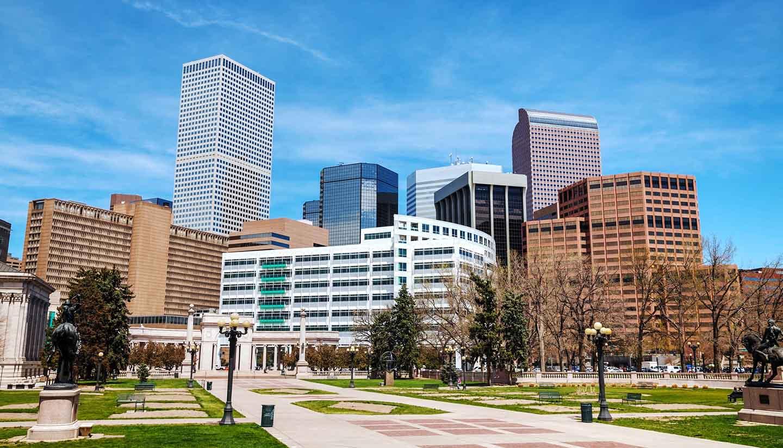 Colorado - Downtown Denver, Colorado