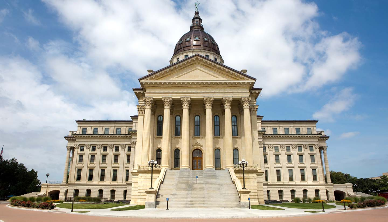 Kansas - Kansas State Capitol Building