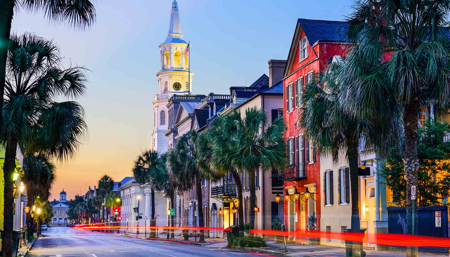 South Carolina - Charleston South Carolina
