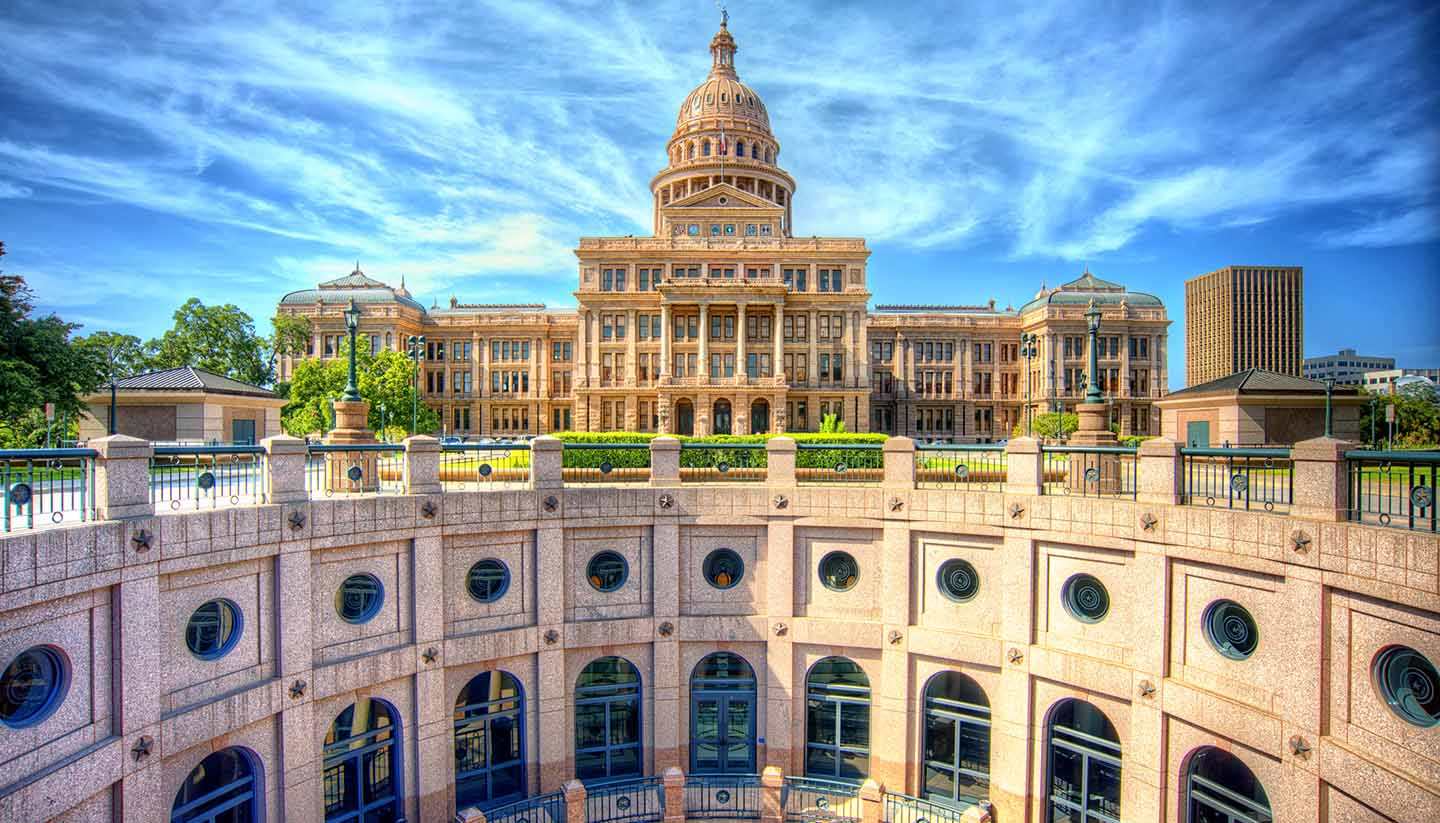 Texas - Texas State Capitol Building