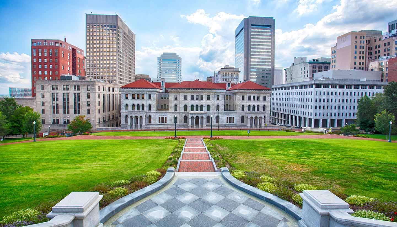 Virginia - Downtown Richmond