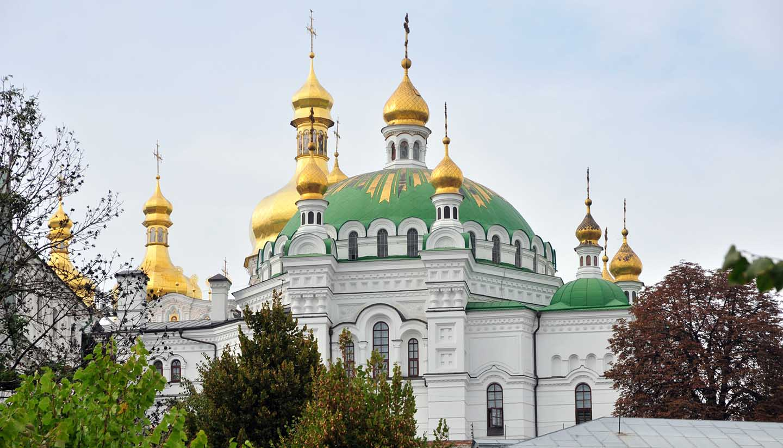 Ukraine - Kiev Pechersk Lavra or Kyiv Pechersk Lavra. Ukraine.