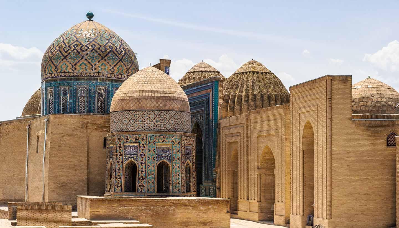 Usbekistan - Registan, Samarkand, Uzbekistan
