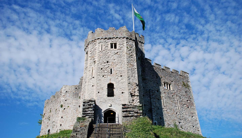 Wales - Cardiff Castle, Wales