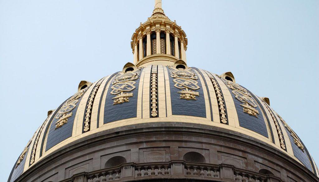 West Virginia - Capital Dome (Horizontal)