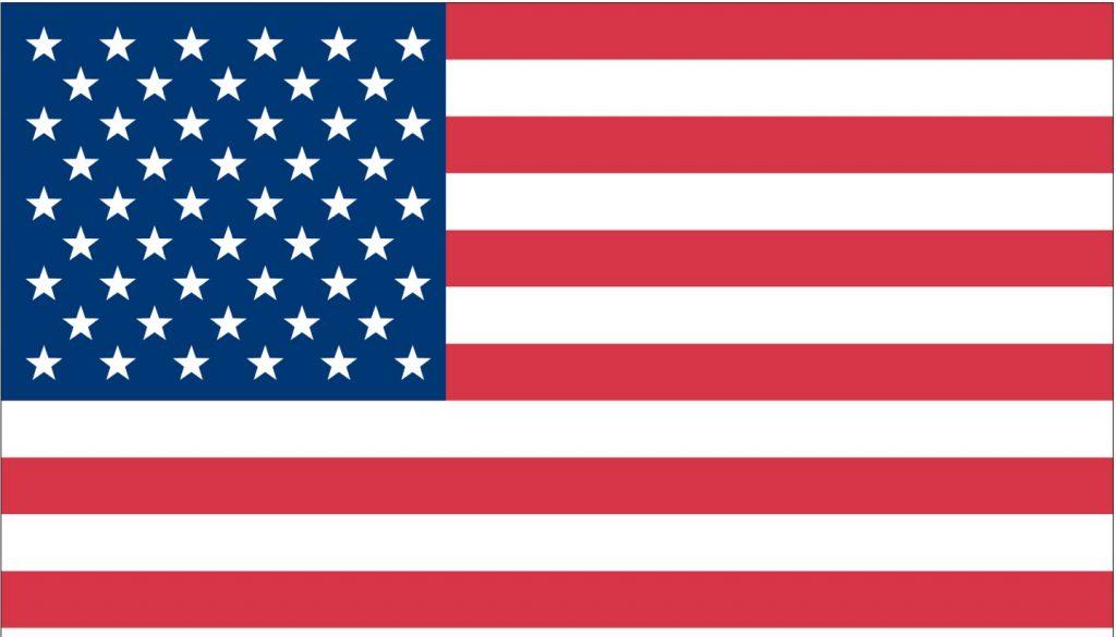 USA - shu-US-Flag-91811015-Globe-Turner