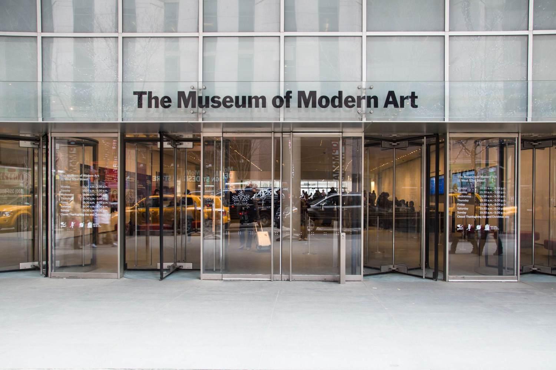 Besuchen Sie das Museum of Modern Art in Manhattan