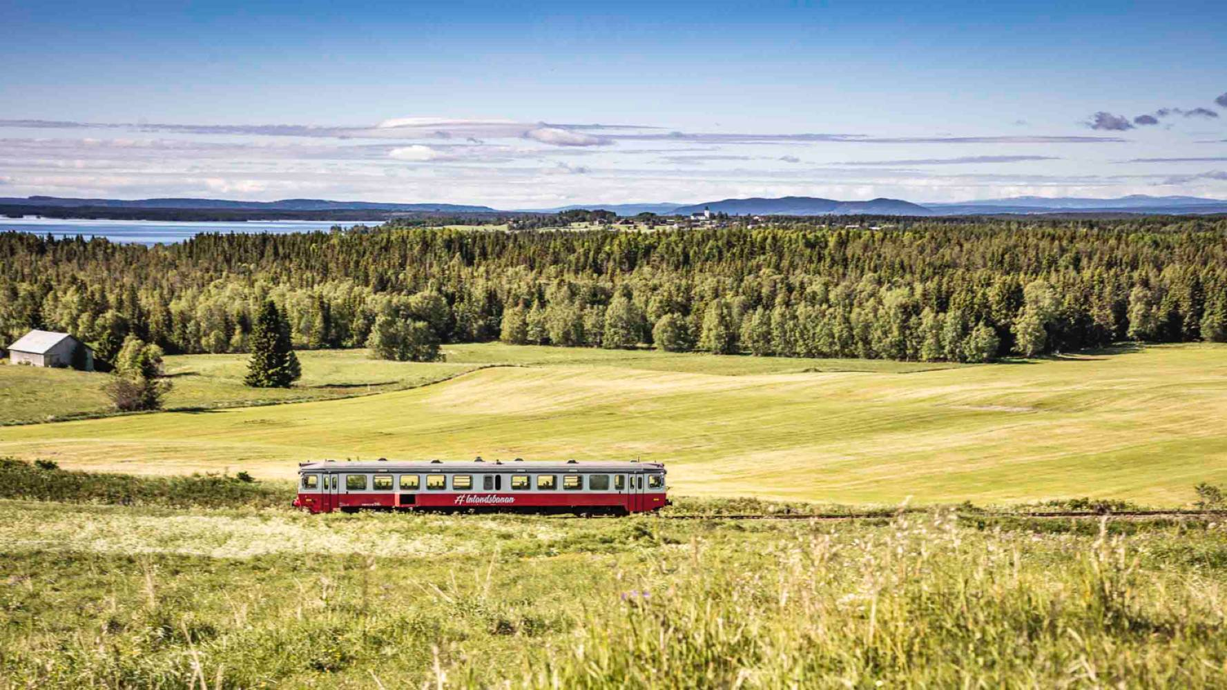 Inlandsbanan © inlandsbanan.se