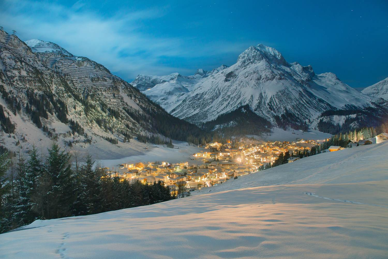 Lech, Österreich
