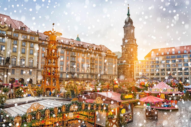 Dresdens Striezelmarkt