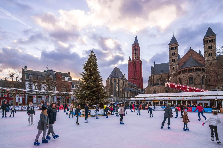 Weihnachtsmarkt auf dem Vrijthof